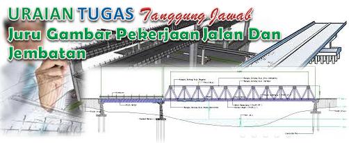 Tugas Juru Gambar Pekerjaan Jalan Dan Jembatan