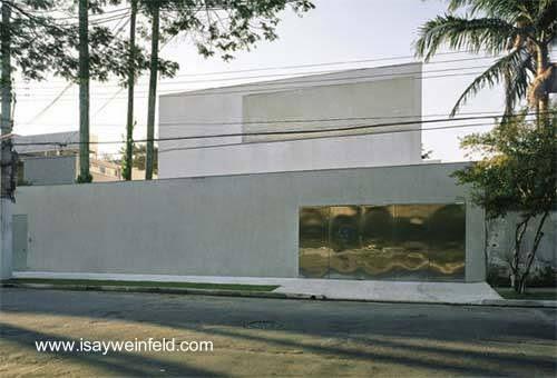 Casa residencial contemporánea estilo arquitectónico Minimalista