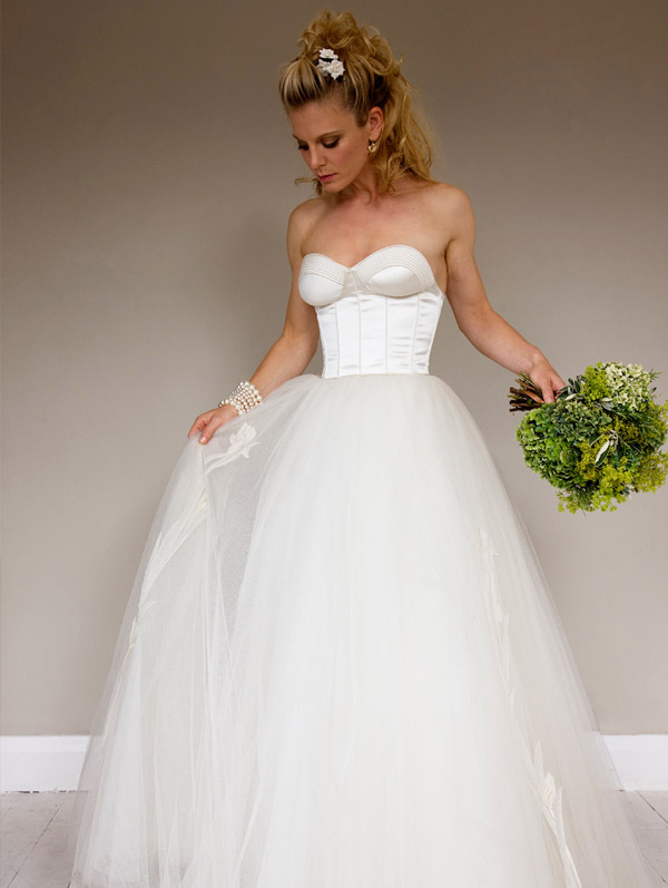 Halfpenny London 2013 Tulle Wedding Dresses