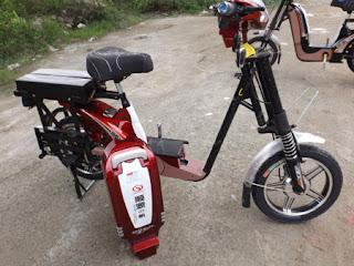 $280.000 Moto Electrica Bicimoto en Chile