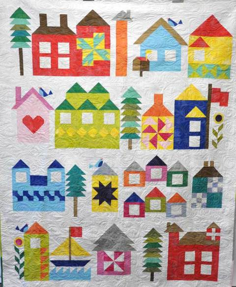 Glad Creations Quilts Moda S Be My Neighbor