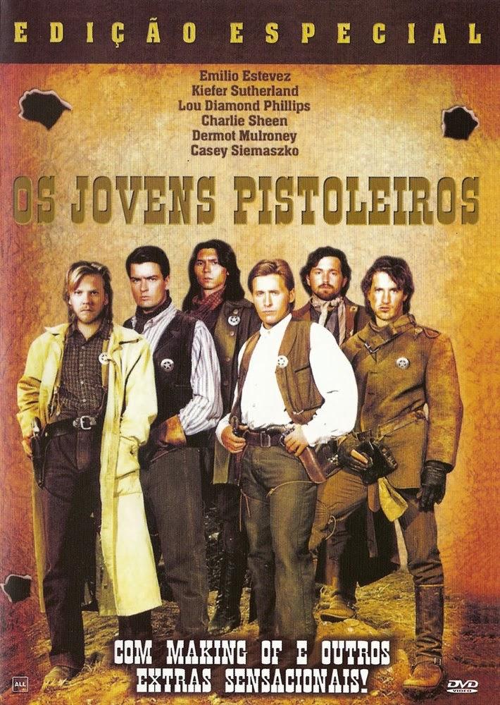 Os Jovens Pistoleiros – Dublado (1988)
