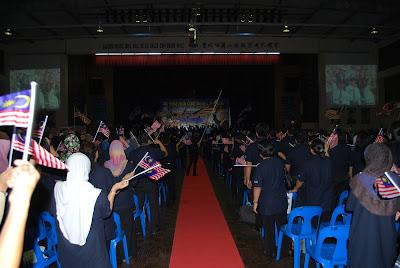 Himpunan Guru Muda GM1M di Sibu