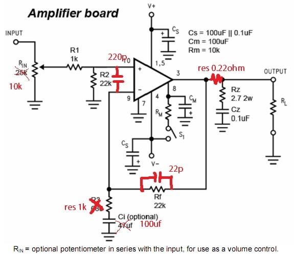 lm3886t amplifier schematics lm3886 circuit wiring diagram databaseelectronic life lm3886 gainclone electronic life lm3886 gainclone lm3886tf schematic lm3886t amplifier schematics 16
