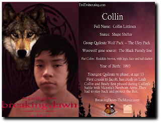 Twilight Pack New Quileutes Will Be In La Breaking Dawn