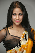Lavanya Tripathi glam pics in saree-thumbnail-13