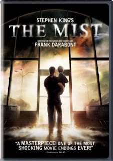 Stephen King Movie, Stephen King DVD, The Mist, Stephen King Store