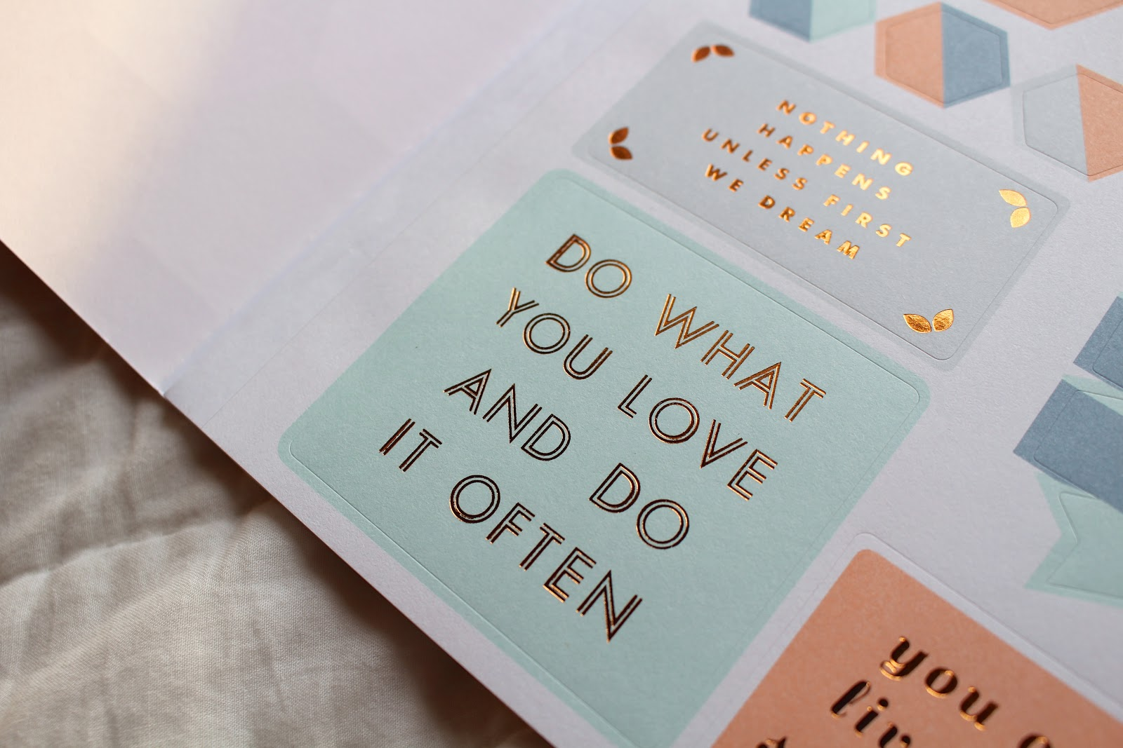 kikki.K stationary | London stickers