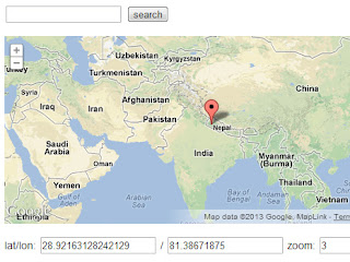 Google Maps Latitude and Longitude Picker jQuery Plugin