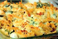 http://foodiefelisha.blogspot.com/2013/02/deliziosa-pasta-al-forno.html