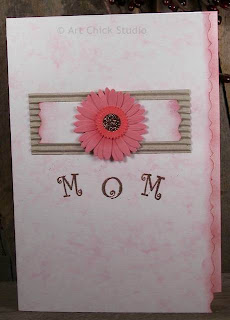 Mom Handmade Card