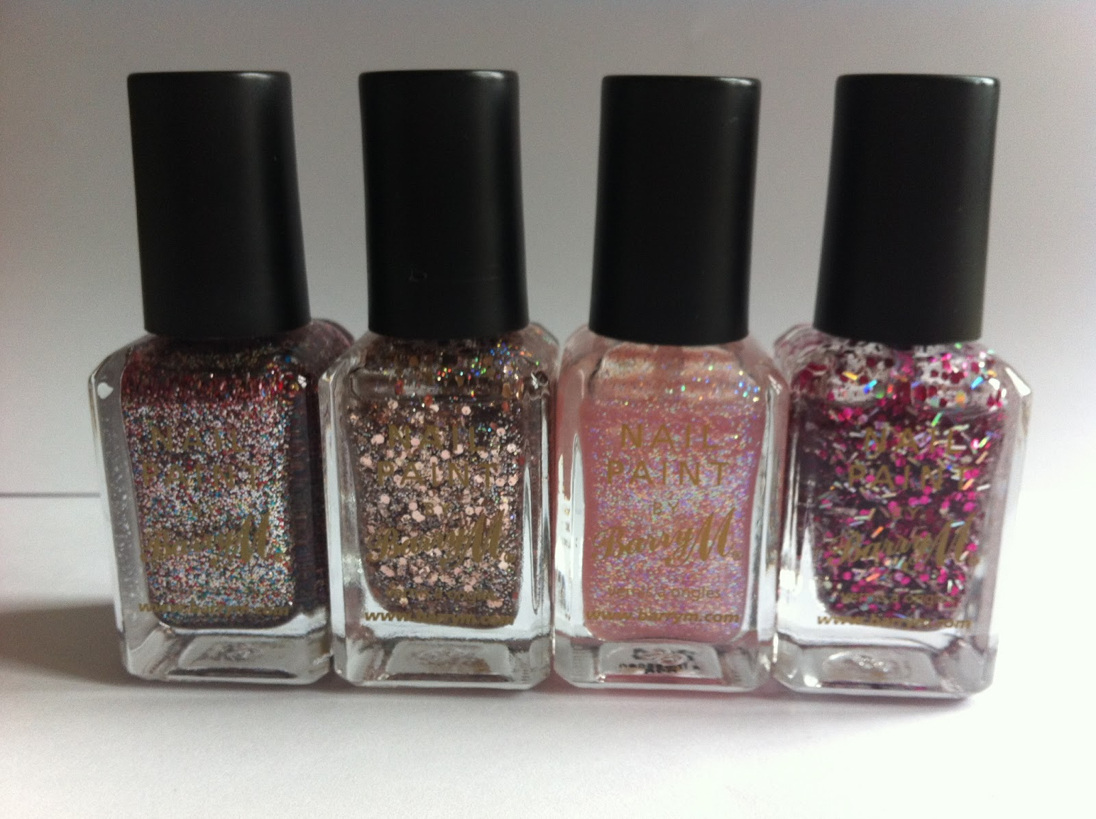 Beauty Box: Glitter Nail Varnish Collection