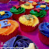 MEHNDI NIGHTS: Rainbow Cupcakes
