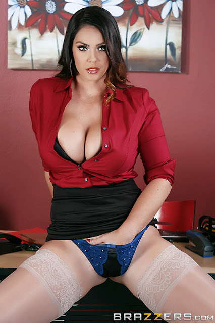 Alison Tyler - Your Son's a Fuck Up (Big Tits At Work)