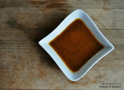 recette sauce chimichurri