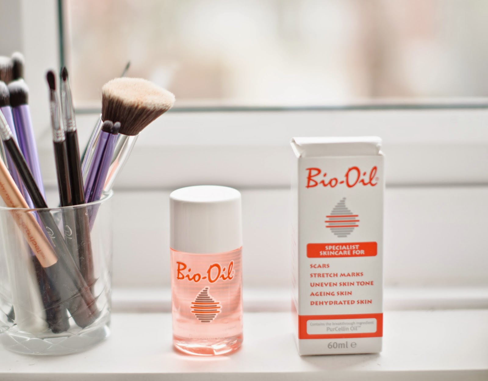 Bio oil review scars