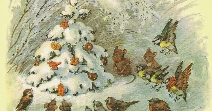 Altes und neues von bernd nowack dessau fritz baumgarten 1883 1966 weihnachtsbaum f r die tiere - Kleiner baum garten ...