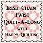 Irish Chain Twist Quilt-A-Long