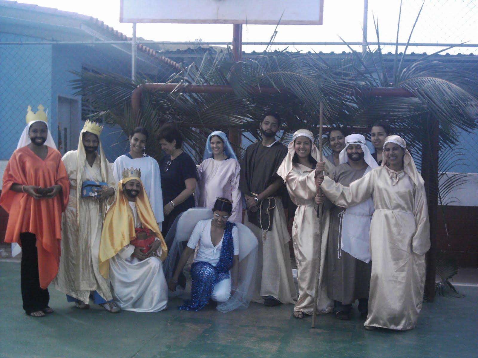 Un cuento de Navidad, en la Comunidad de Paraiso