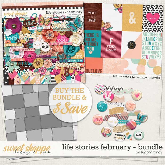 2016 Life Stories February Collection