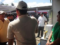 Kunjungan Wakil Gubernur Jawa Barat ke Stand tgl 18 Juni 2013