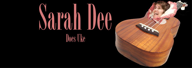 Sarah Dee Does Uke
