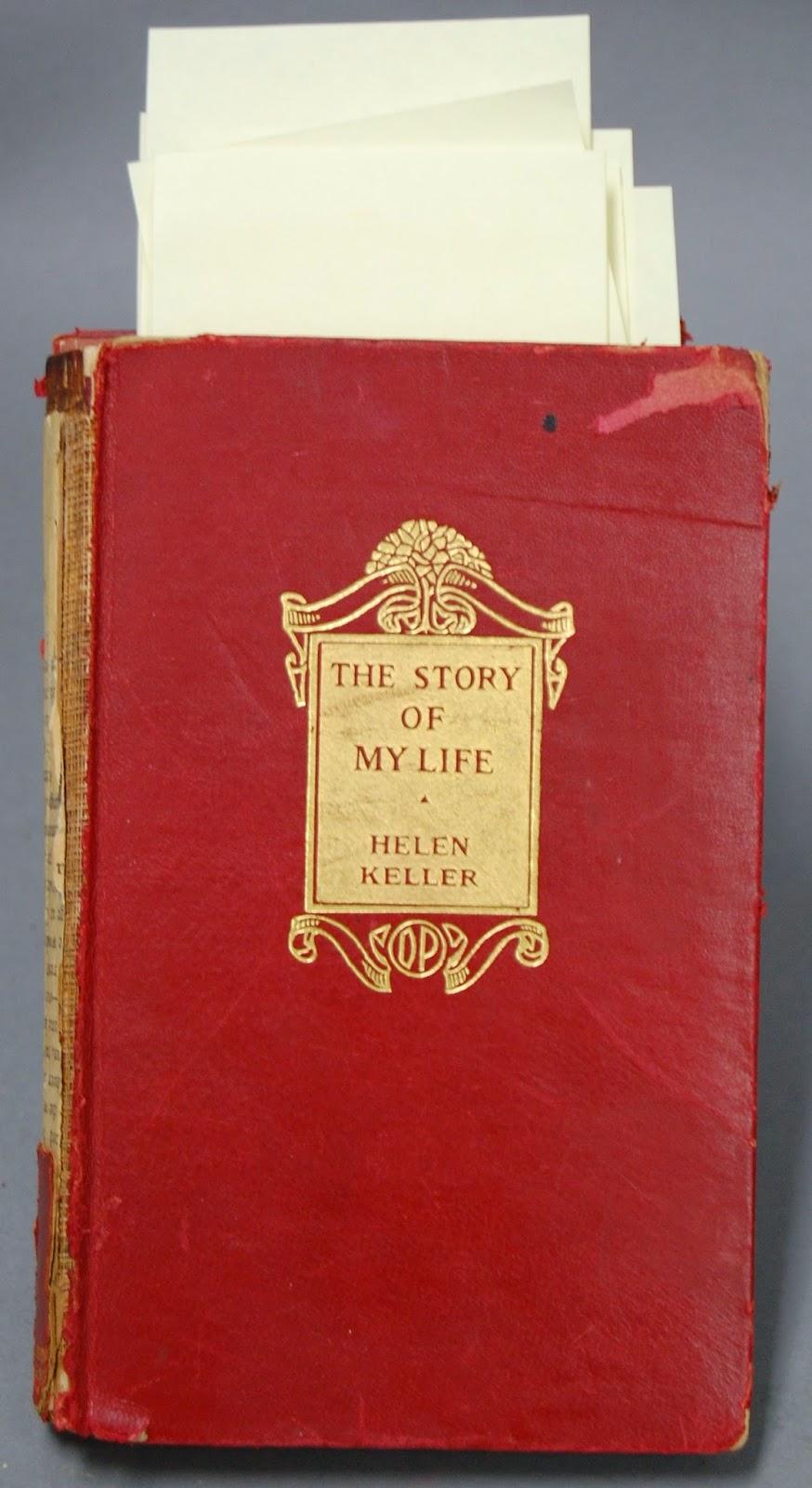 Helen Keller's Autobiography