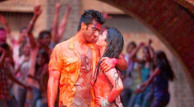 Alia Bhatt & Arjun Kapoor :Alia Bhatt & Arjun Kapoor's 2 States Latest Hot Pics [HD]