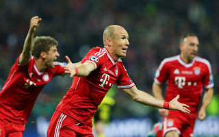Review pertandingan Dortmund vs Bayern