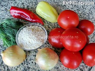 Rosii umplute cu orez la cuptor ingrediente reteta