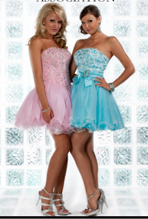 Vestidos de Promocion 2012