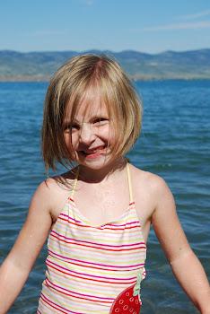 Dave's daughter Clara