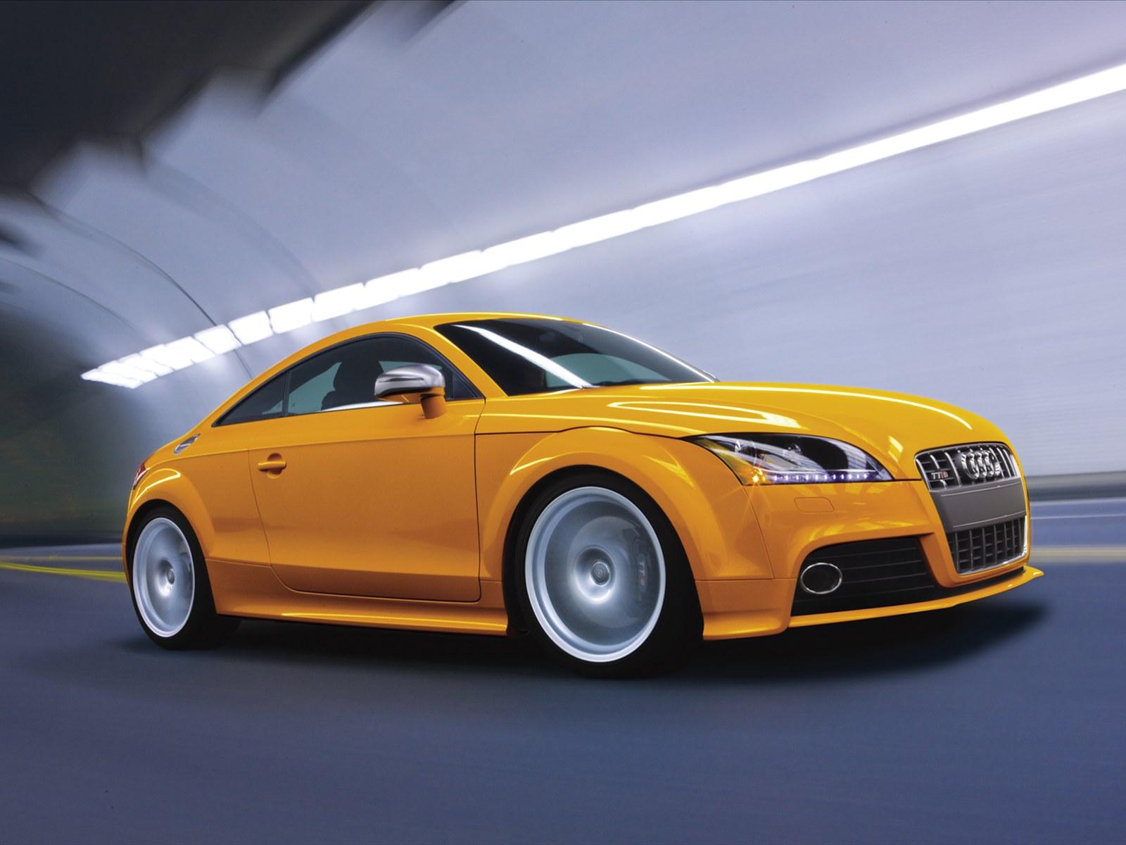 Car Pictures: Audi TTS Coupe 2011