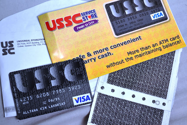 ussc money card - Visa Money Card