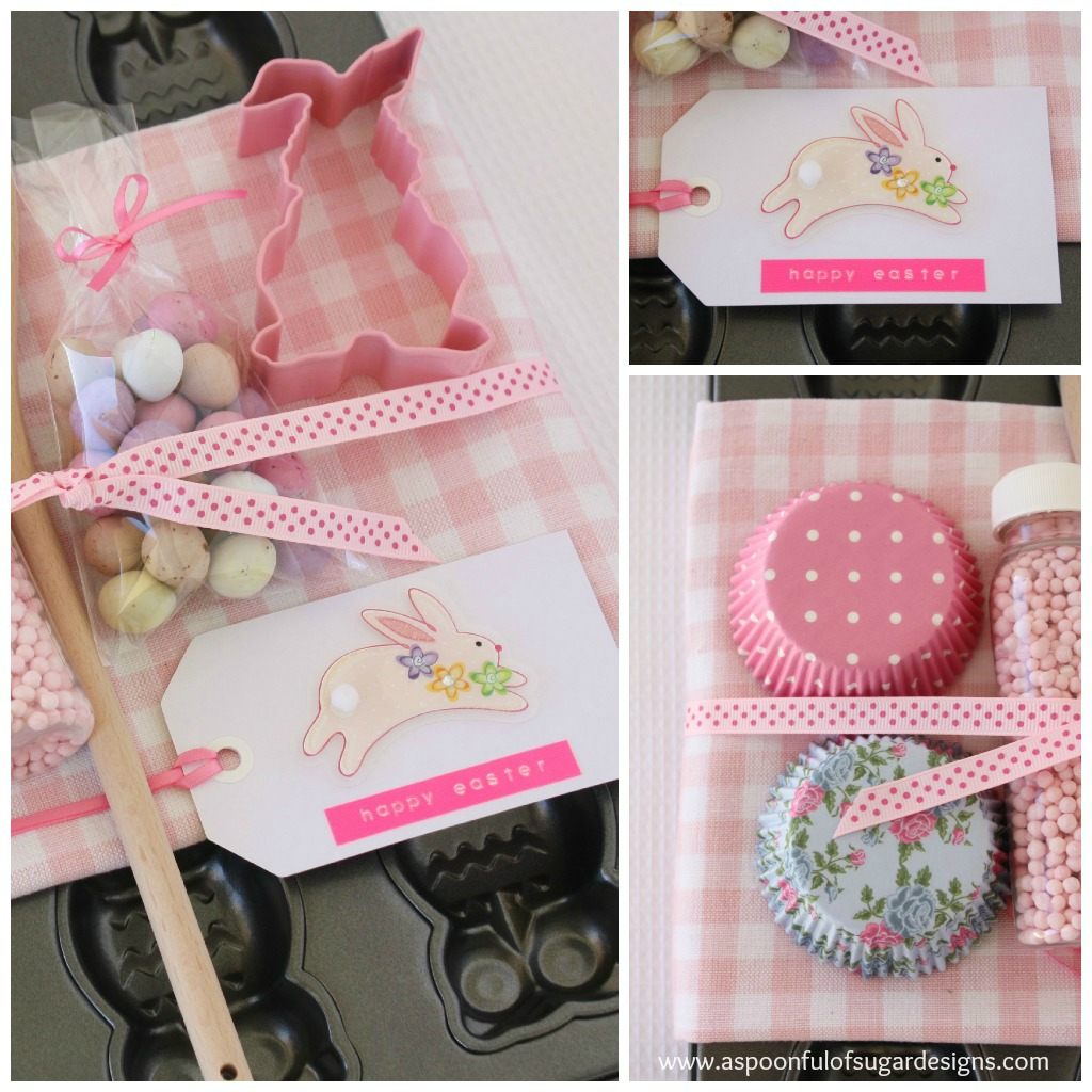 Easter gift ideas a spoonful of sugar easter baking kit negle Images