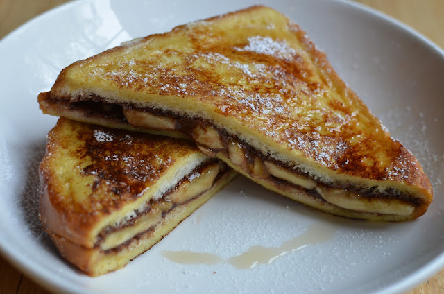 How To Make Nutella Stuffed Pancake French Toast (Yes, It's aThing)