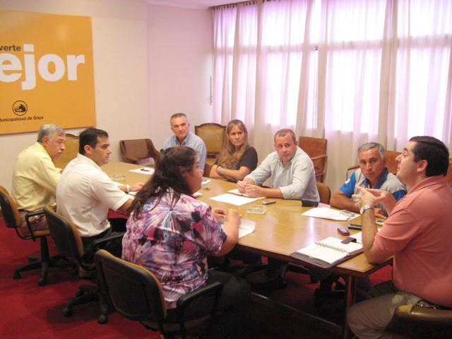 Municipalidad de goya 10 feb 2011 for Oficina empleo goya