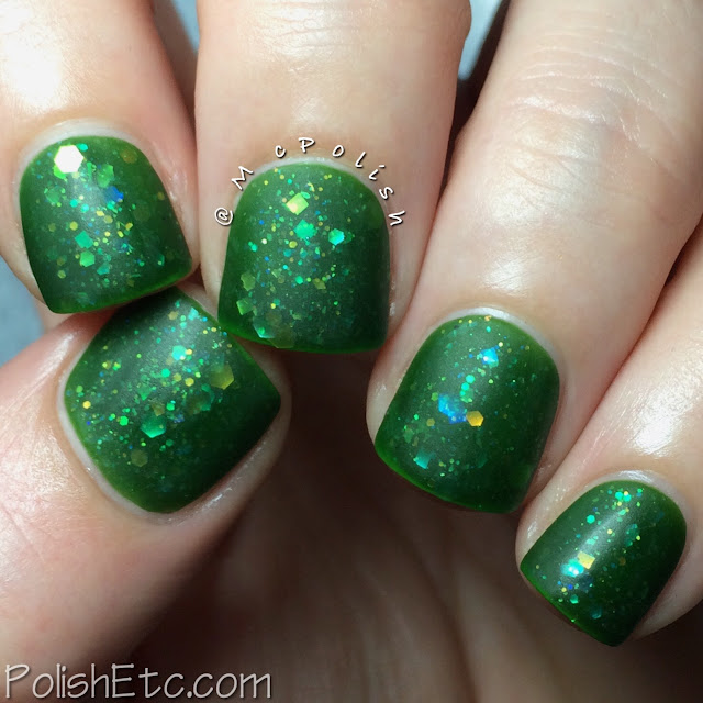 Loaded Lacquer - The Z Collection - McPolish - Z