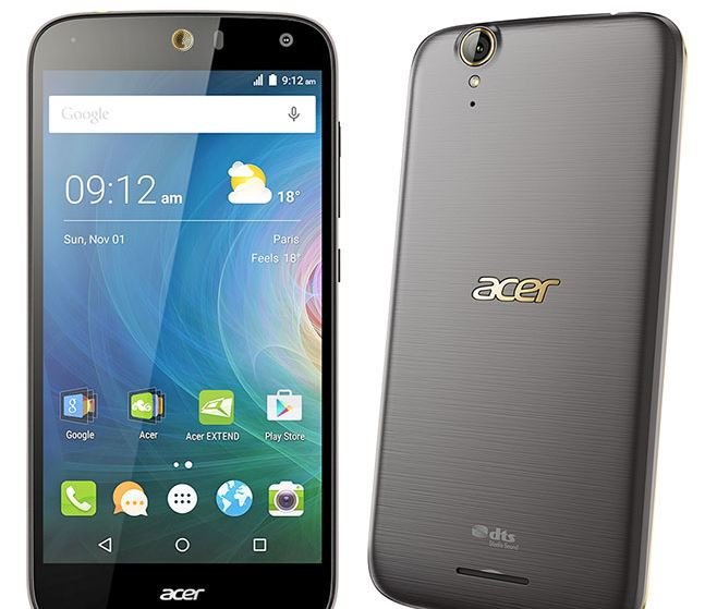 Learn New Things: Acer Liquid Z630S 5.5 inch/3GB/Lollipop ...