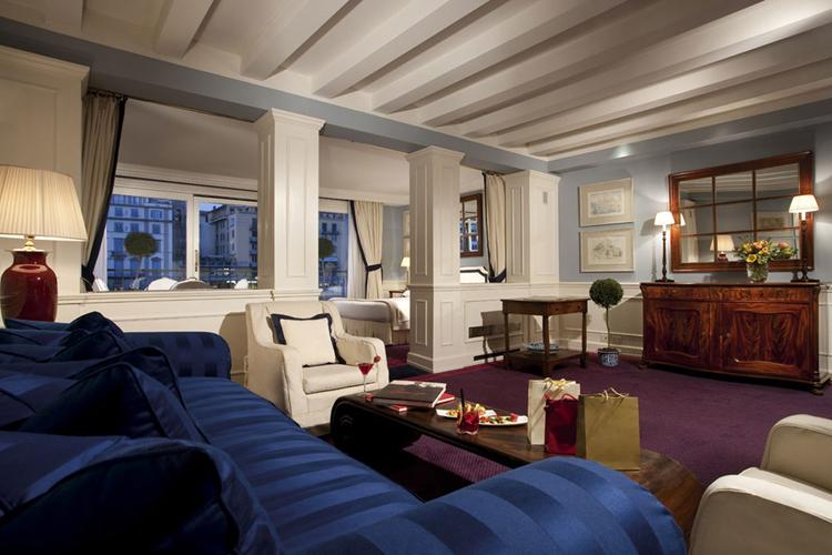 hotel florencia lujo: