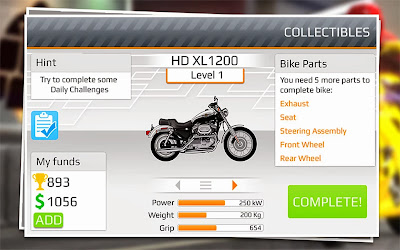 Game Drag Racing: Bike Edition / Balap Motor Android Terbaru
