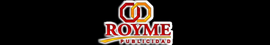 Agencia de publicidad, merchandising y reclamos publicitario en Huelva - ROYME PUBLICIDAD