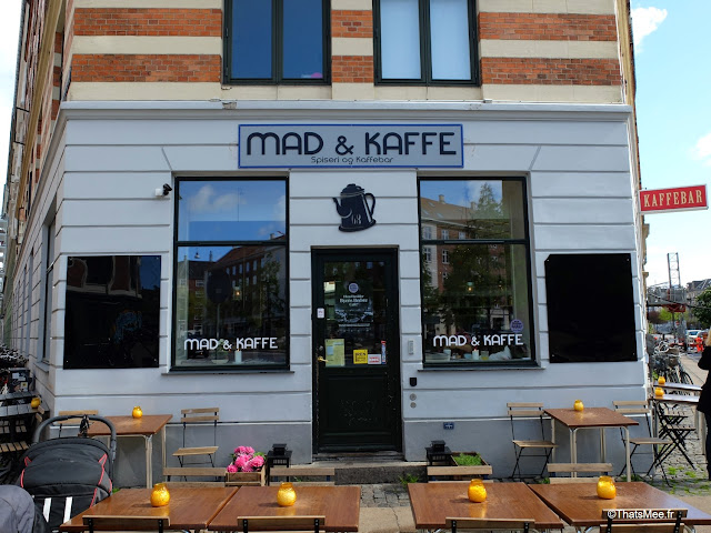 Mad & Kaffe Copenhague