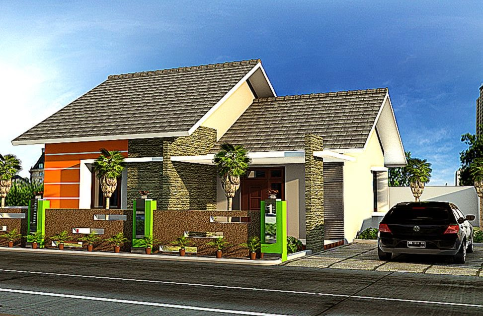 Desain Rumah Minimalis Type 70  Desain Rumah Minimalis   Desain
