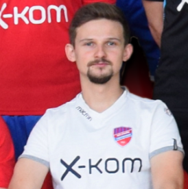 ******** Wojciech Makowski ******** Asystent trenera w I-szej drużynie Rakowa Częstochowa.
