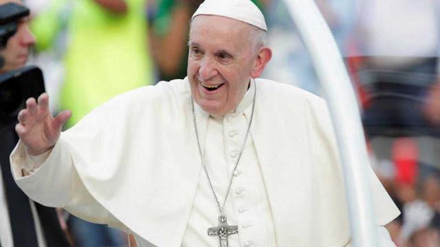 """Papa Francisco: """"Nuestros pueblos no son el 'Patio Trasero' de nadie"""""""