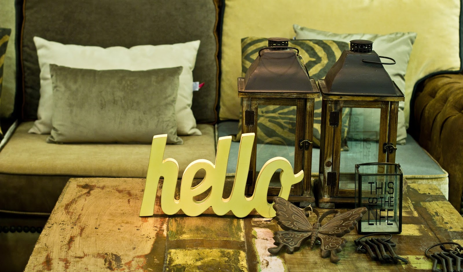 Katatori interiores tercera entrega - Muebles rusticos en sevilla ...