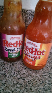 Frank Frank's Red Hot Buffalo Wing Sauce Review - Frank's Red Hot Sweet Chili Sauce Review