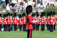 Changing of  the Guard -  Ottawa Canada