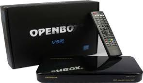 Atualizacao do receptor Openbox V5S HD